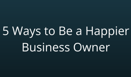 Happy Business Owner