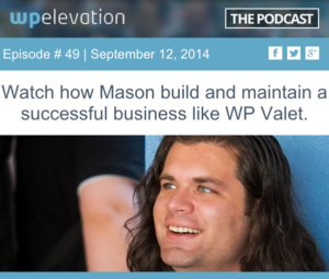 Mason James - WP Elevation Podcast